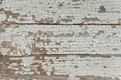 Texture de vieille peinture criquée Photo stock