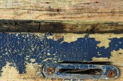 Texture de vieux bois Images libres de droits