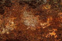 Texture de vieux et rouillé métal Photo libre de droits