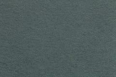 Texture de vieux fond de Livre vert, plan rapproché Structure de carton gris dense Images stock
