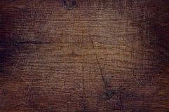 Texture de vieux fond foncé en bois Photo libre de droits