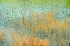 Texture de vieux fond minable rouillé avec des éraflures image libre de droits