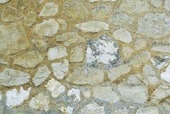 Texture de vieux mur d'église. Photos libres de droits