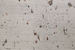 Texture de vieux mur images libres de droits