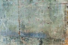 Texture de vieux panneau en bois Photographie stock libre de droits
