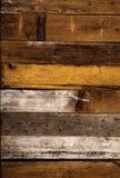 Texture de vieux panneaux en bois Images stock