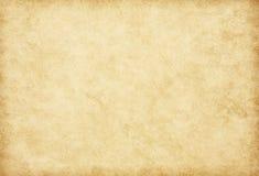 Texture de vieux papier Fond beige Image libre de droits