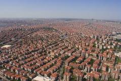 Texture de ville Image libre de droits