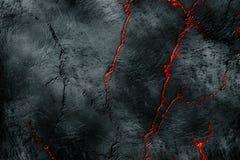 Texture de Vulcan Image libre de droits