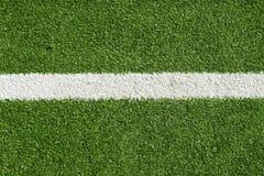 Texture de zone de camp d'herbe verte de tennis de palette photos libres de droits