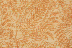Texture  Decorative fabric, close up detail Stock Images