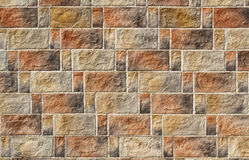 The texture of the decorative stone. Stock Photo
