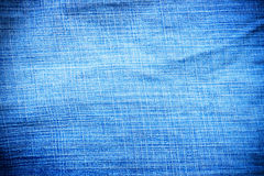 Texture of denim for background Royalty Free Stock Images