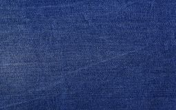 Texture of denim fabric. Place to place your text Stock Photography