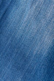Texture of denim material Royalty Free Stock Image