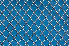 Texture des bars en métal Photos stock