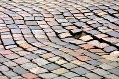 Texture des blocs en pierre Image libre de droits