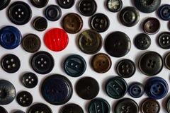 Texture des boutons Images stock