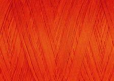 texture des fils de couture dans la bobine Photos stock