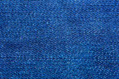Texture des jeans Photo stock
