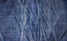 Texture des jeans image libre de droits