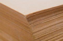 Texture des pages de vieux livre Images stock