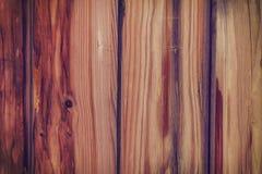 Texture des panneaux en bois Images libres de droits