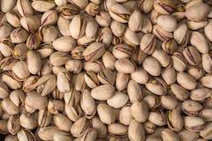 Texture des pistaches salées casse-cro?te images libres de droits