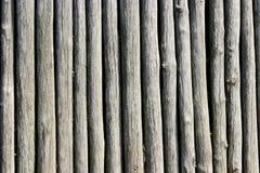 Texture des rondins en bois Photos stock