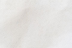 Texture and detail of canvas background pattern Stock Photo
