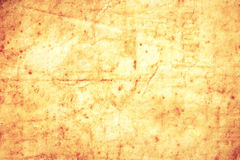 Texture of dirty and crumple paper. The texture of dirty and crumple old paper Royalty Free Stock Photography