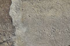 Texture of dirty and gloomy gray asphalt royalty free stock image
