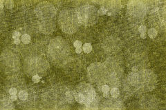 Texture of dirty green Fabric Royalty Free Stock Photos