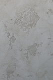Texture dirty rough plastered surface with blotches Stock Photos
