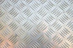 Texture discordante en métal Photos libres de droits