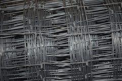 Texture discordante en métal Baumaterial Images libres de droits