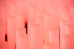Texture douce de fond de tubes au néon Photos stock