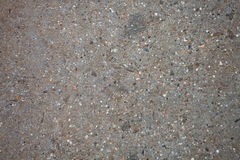 Texture of a dry concrete pavement. Close-up Royalty Free Stock Image