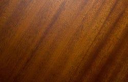 Texture du bois d'acajou images stock