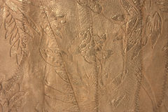 Texture du cuir Images stock