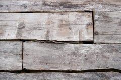 Texture du mur en bois pour le fond Photo libre de droits