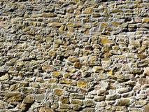 Texture du mur en pierre image stock