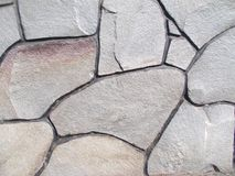 Texture du mur en pierre gris 4b Images libres de droits