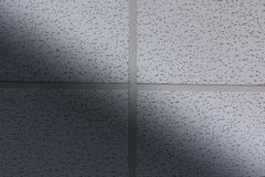 Texture du plafond Photos stock