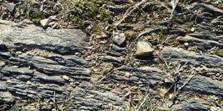 Texture du plancher en pierre photo libre de droits