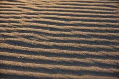 Texture du sable Photographie stock libre de droits