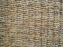 Texture du tissage Image libre de droits