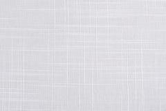 Texture du tissu de toile Photo libre de droits