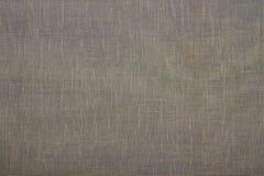 Texture du tissu de toile Photographie stock