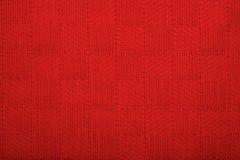 Texture du tissu de toile - fond Images stock